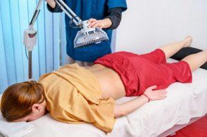 Rayos infrarrojos en fisioterapia